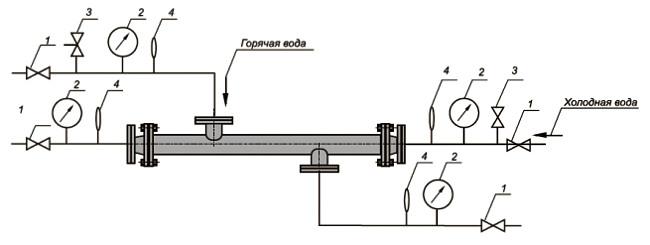Трубчатые теплообменники для гвс Кожухотрубный испаритель Alfa Laval DM2-225-2 Ноябрьск